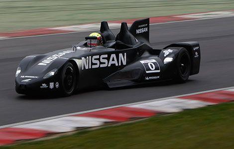 Future shape of race cars. #cars #racing #nissan