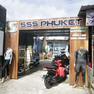 Phi Phi and Racha diving School