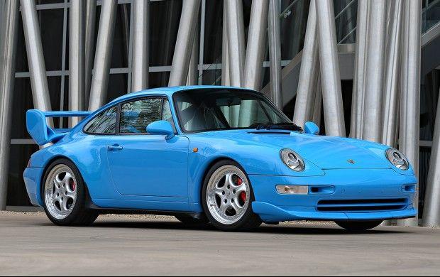 1996 Porsche 993 Carrera Rs 3 8 Porsche 993 Porsche Vintage Porsche