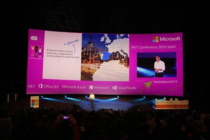 cool tech Microsoft reúne a 6.700 desarrolladores en dotNet Conference 2016, el mayor evento .NET de España Repin & Like. Listen to #NoelitoFlow #Noel Music http://www.twitter.com/noelitoflow http://www.instagram.com/rockstarking http://www.facebook.com/thisisflow