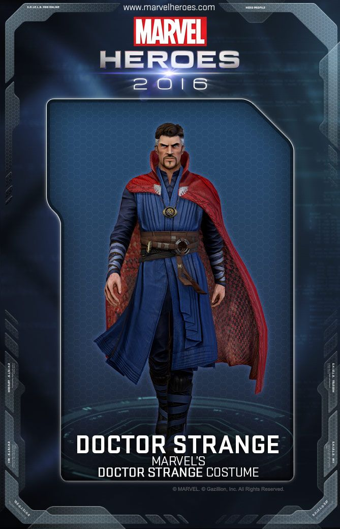 Image result for marvel heroes doctor Strange