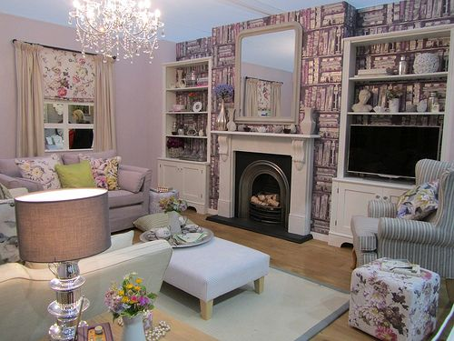 UK - London - Earls Court - Ideal Home Show - Ideal Home Magazine Room Set by JulesFoto, via Flickr