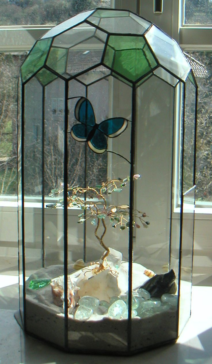 Image Result For Stained Glass Terrarium Glass Ideas Glass
