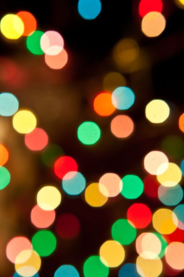 Best Christmas lights wallpaper ideas on Pinterest Christmas