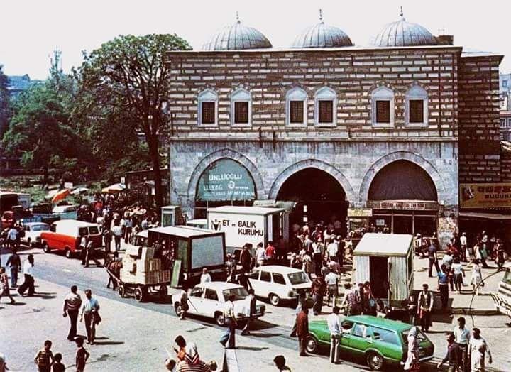1979 Mısır Çarşısı, İstanbul