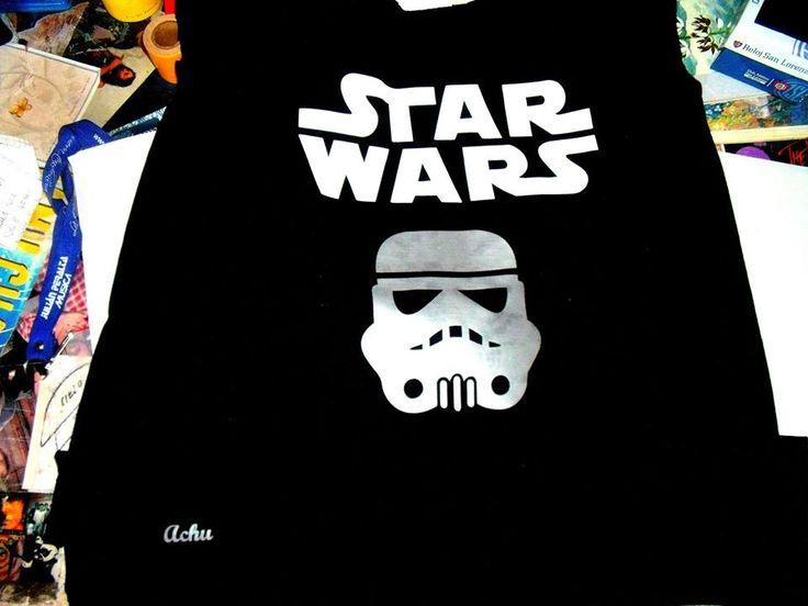 Star Wars + Remera
