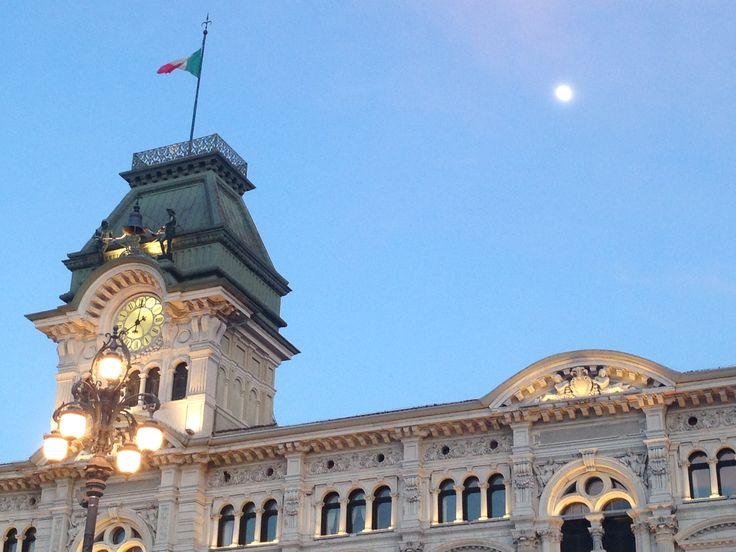Romantic Trieste, Town Hall