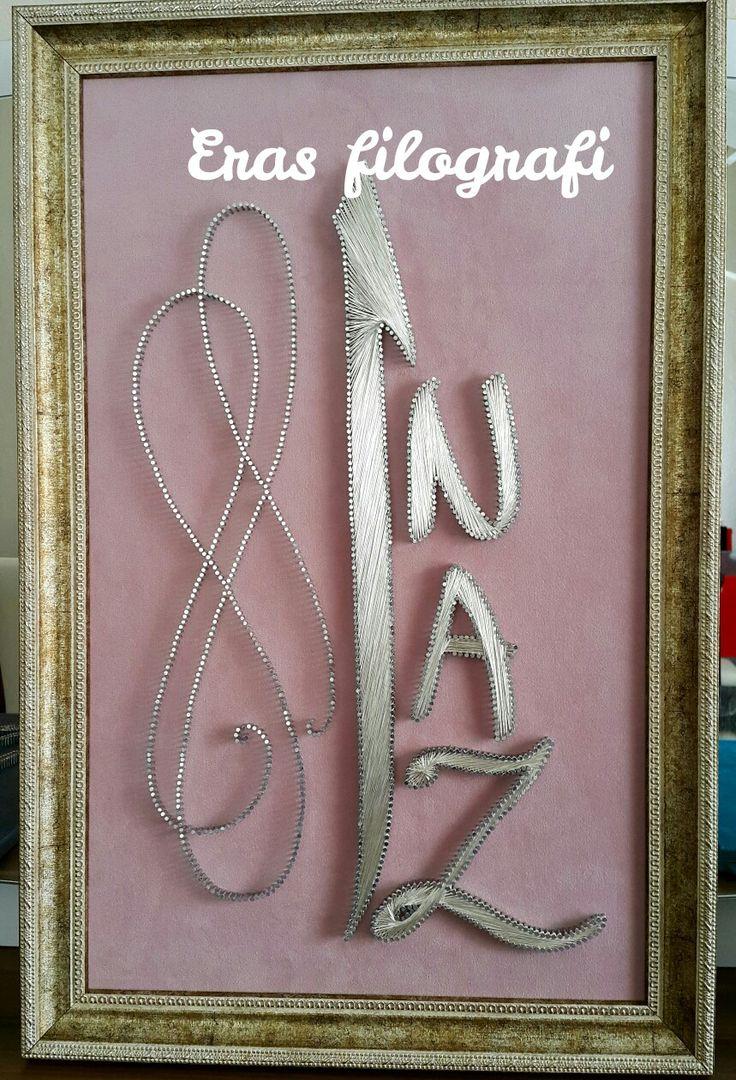 Filografi elifnaz elif naz stil kaligrafi erasfilografi