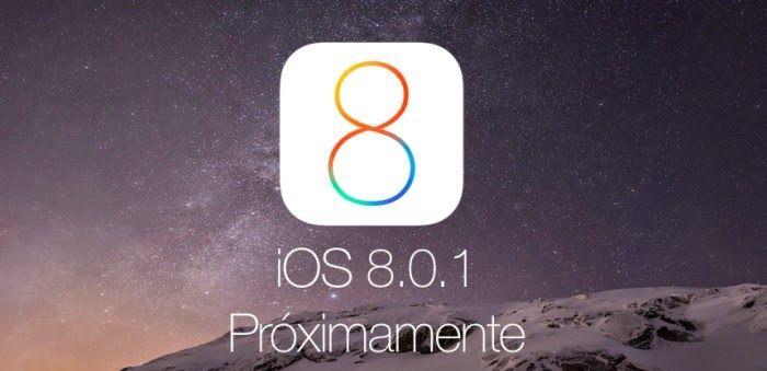 iOS 8.0.1 Yayınlandı http://www.iphonehaber.net/2014/09/ios-801-yaynland.html #iOS8 #iphone #apple #itunes