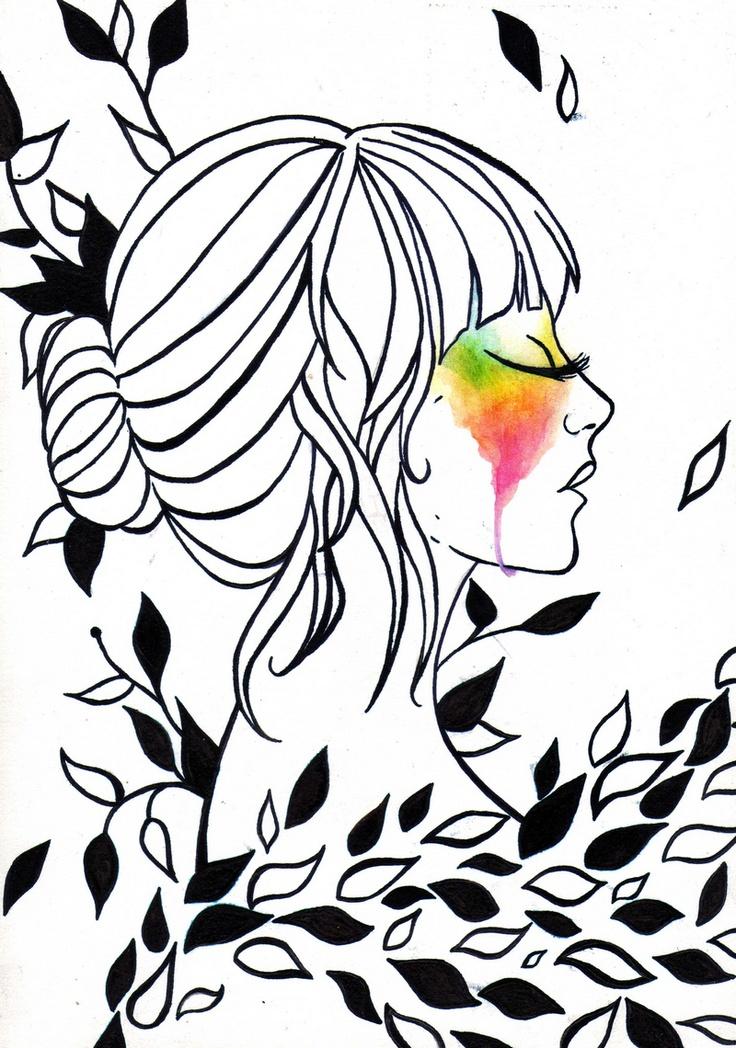 best 25  sharpie artwork ideas on pinterest