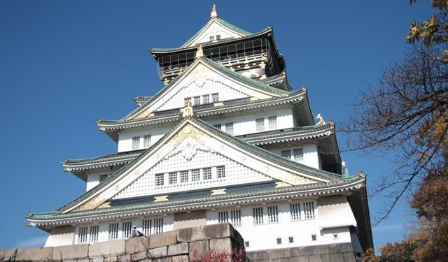 Let's go see Osaka Castle, the symbol of Osaka!