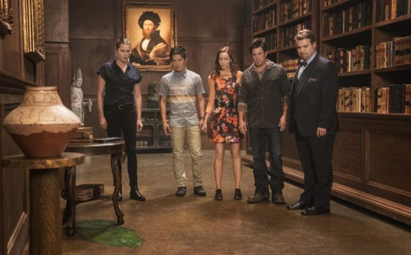 The Librarians TV show has been cancelled after four seasons on TNT, but there may be hope for season five, elsewhere. What do you think? Should The Librarians have been cancelled or renewed for a fifth season?