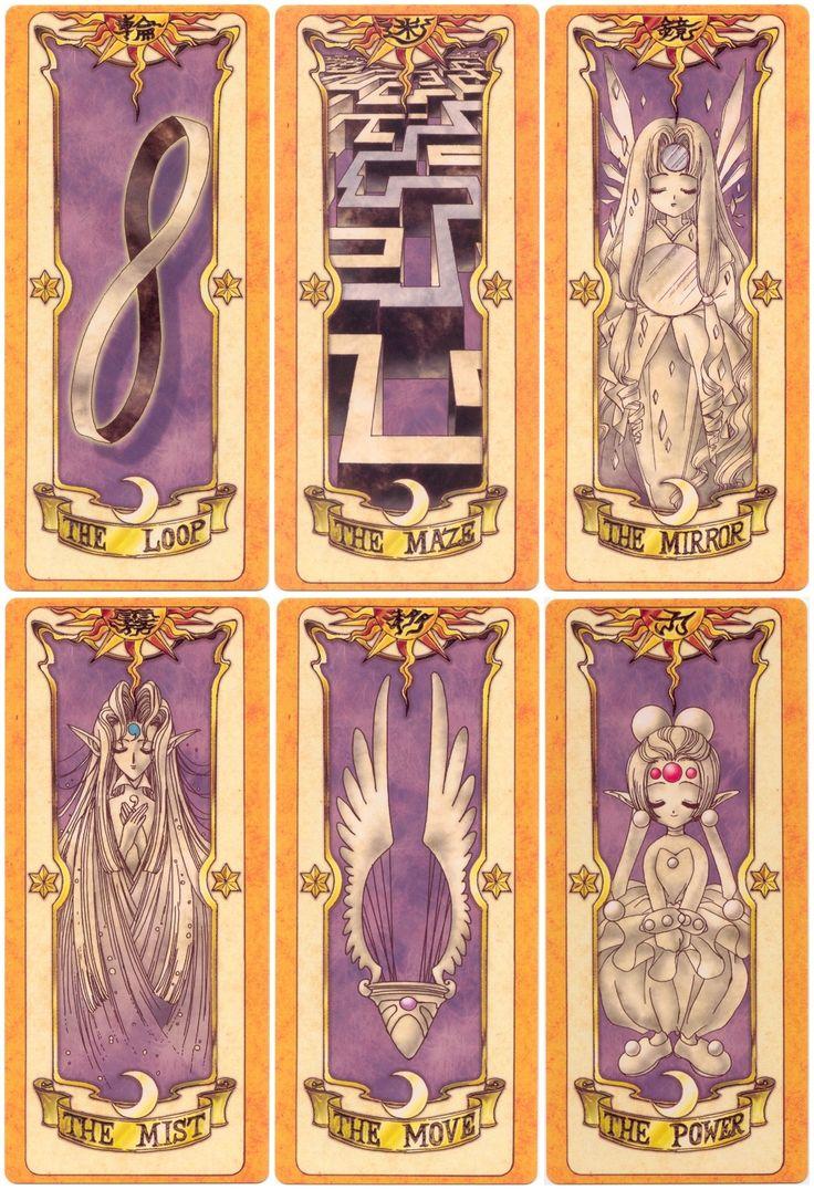 Cartas de Sakura Card Captors | Nerd Da Hora
