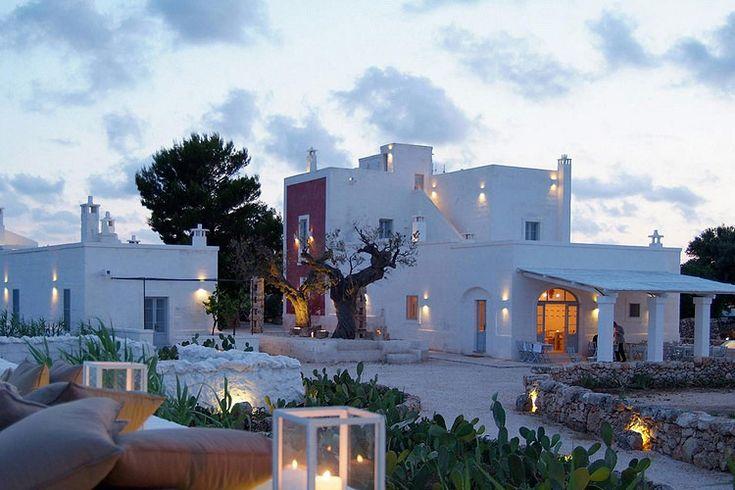 Masseria Cimino, a boutique hotel in Savelletri Di Fasano Great Small Hotels