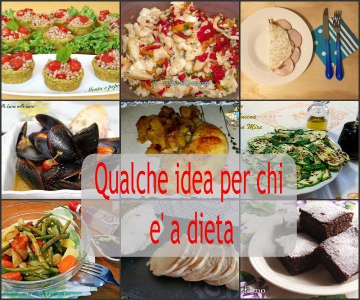 Ricette per la dieta – idee menù | Matte in cucina