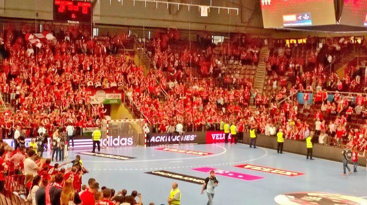 Red celebration