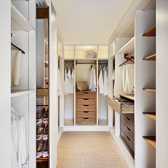 576 best closet wardrobe dressing table images on pinterest for Best walk in wardrobes