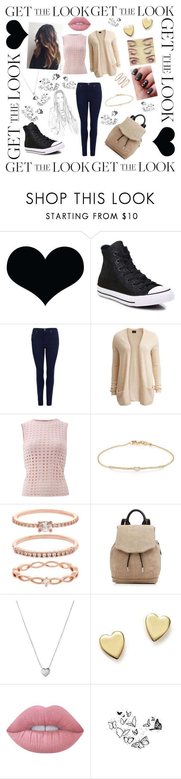 """Get the look: Winter Style"" by eliskiku ❤ liked on Polyvore featuring Brika, Converse, Barbour International, Vila Milano, T By Alexander Wang, Tate, Accessorize, rag & bone, Links of London and Bloomingdale's"