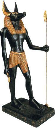 Anubis - Ägypten - Götter