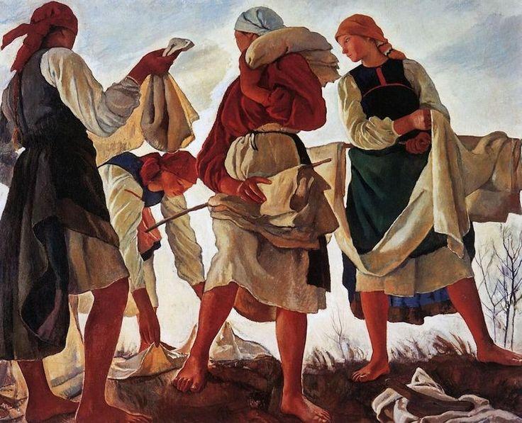 Mujeres Pintoras: Zinaida Serebriakova » Trianarts