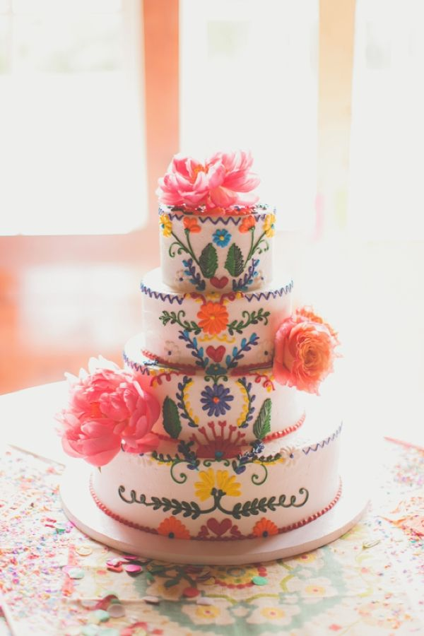 Best ideas about mexican themed cakes on pinterest