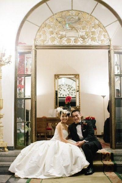 日本で作るアメリカの伝統的結婚式   One Sweet Day #setting #weddingvenue #wedding #ウェディング #結婚式 #結婚式会場 #会場 #披露宴会場