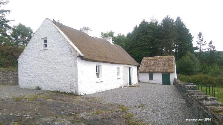 Irish cottage of Sean Mac Diarmada