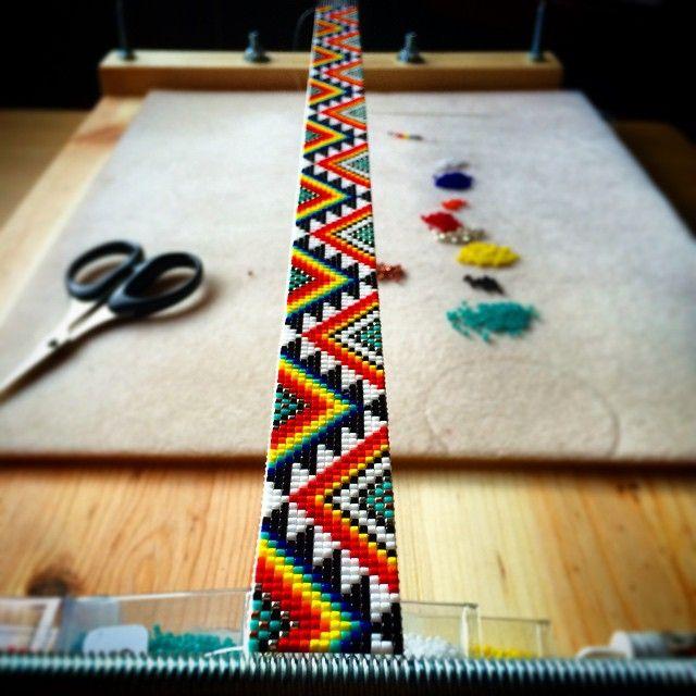 1000 ideas about loom beading on peyote