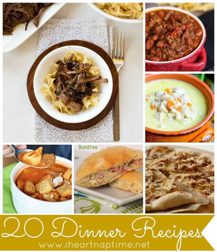 20 Dinner Recipes  Link Party Features40 best Recipes   Dinner Guests  images on Pinterest   Food  . Dinner Ideas For 20 Guests. Home Design Ideas
