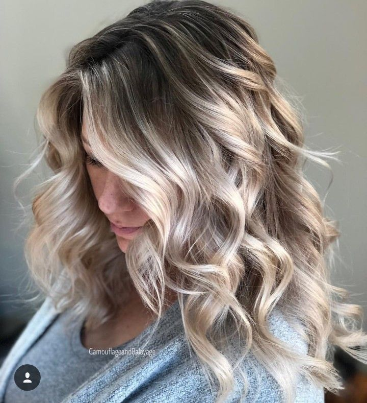 Die Besten Frisuren Und Balayage Fur Ombre Hair Styles Medium Hair Styles Wavy Hairstyles Medium