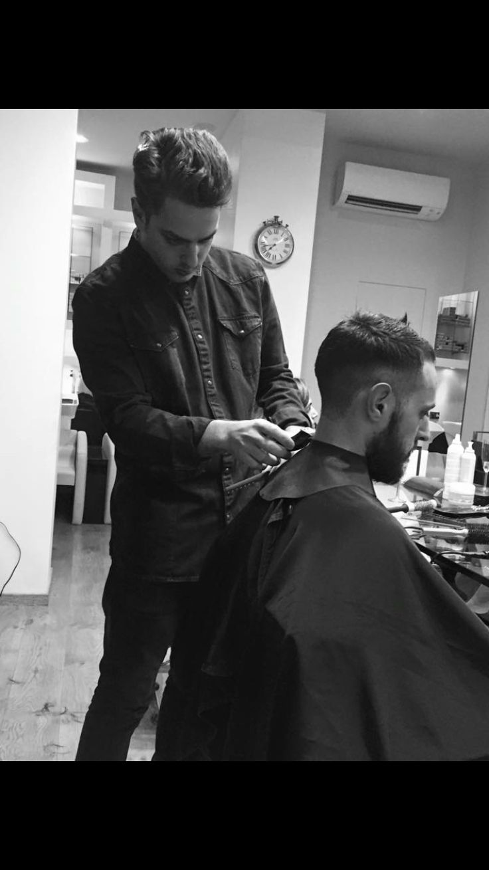 Hair: Ivan De Venezia