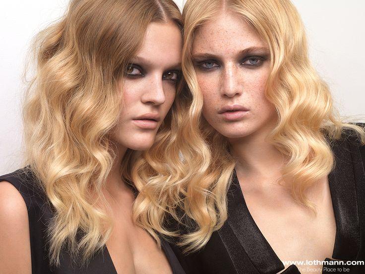 Coiffure et séduction by Thierry Lothmann #lothmannglamblond  http://www.lothmann.com/collection-coiffure-automne-hiver-201415-glam-blond/