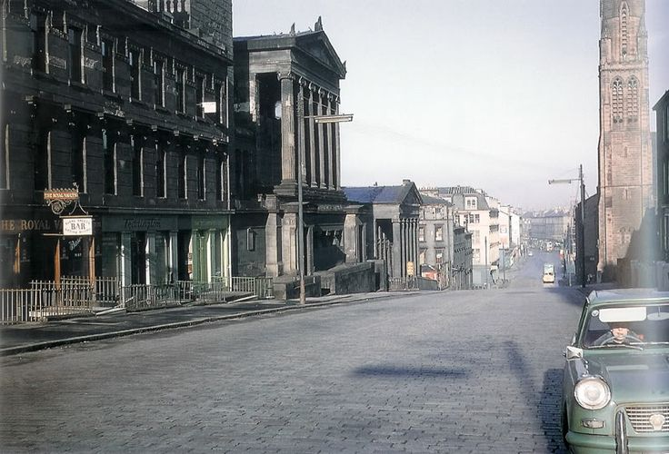 St Vincent Street, Glasgow.