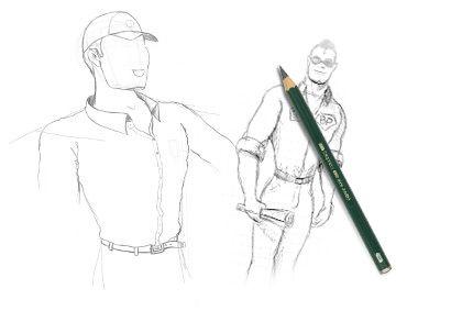 Mascotte Aziendale Battioni Pagani Pompe - Parte 1 - Sketch