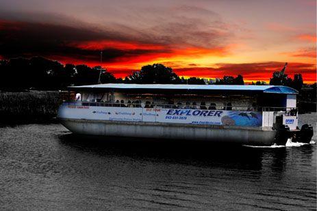 Sunset Cruise At Myrtle Beach Casino