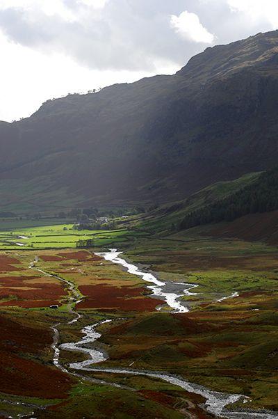Cumbria - my favourite place