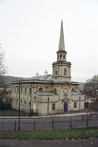 Jane Austen in Bath: St Swithin's Church, Walcot | Austenonly | Where Jane's parents were married on April 26, 1764.