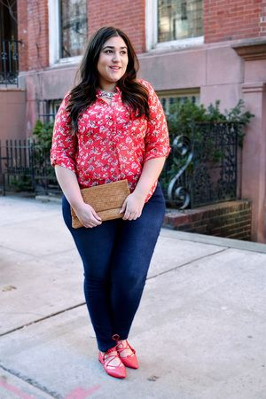 Dia&Co is the premier personal styling service for plus-size women. Try on clothes at home, keep what you like, return the rest to us!