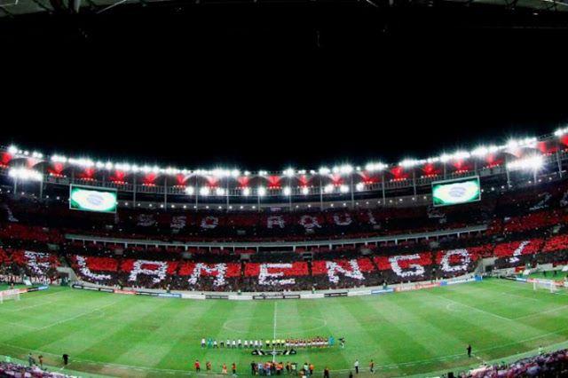 Flamengo jogará no Maracanã contra a Universidad Católica