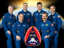 International Space Station official website and info