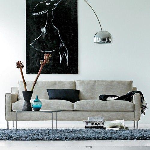 Brand Spotlight Eilersen 2 Seater SofaModern LivingSofasScandinavian