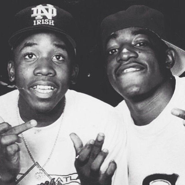 Throwback Outkast. #TBT