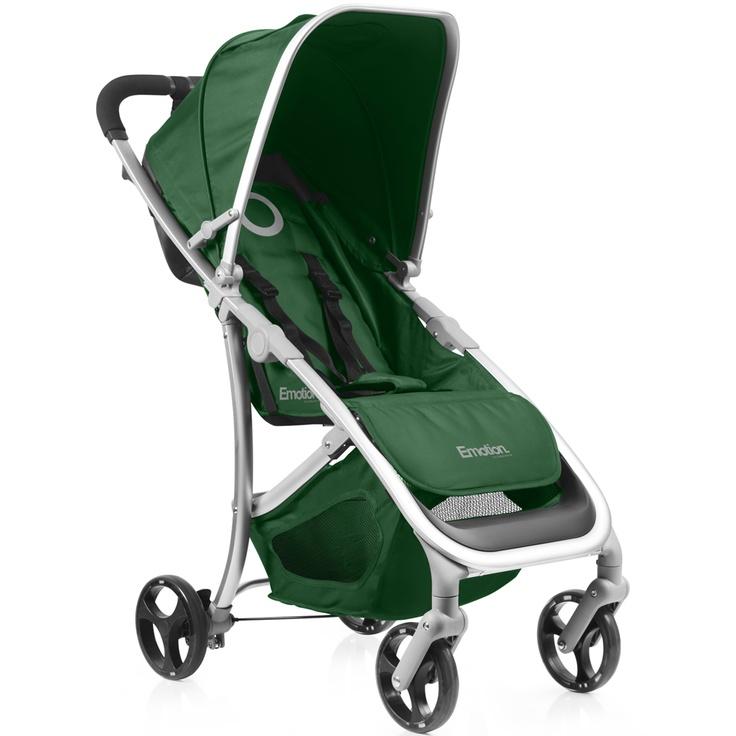 Emotion es uno de los modelos de silla de paseo más avanzado del mercado, fruto de la unión de ligereza y funcionalidad, y pensado para mamás y papás que buscan una silla de paseo ligera pero sin renunciar a las últimas tendencias en diseño. Cómpralo en: http://www.ninosbebe.com/tienda/Sillas-Paseo/Emotion/Emotion-de-BABY-HOME-col-VERDE.html#cont