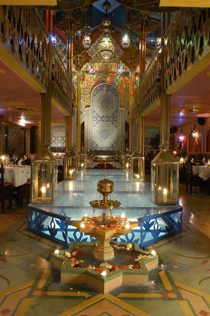 Food fusion a Milano con tutti i sapori del Marocco, dove? Scoprilo qui -> http://www.smodatamente.it/riad-yacout-milano/