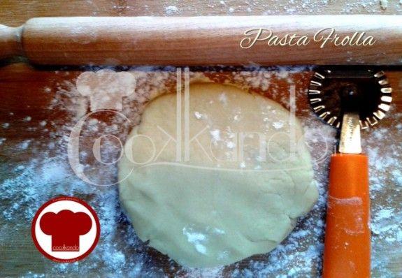 """Pasta frolla """"Ricetta 2"""" (Genovesi e biscotti vari) - Ricette - Cookkando In Cucina Facile FacileRicette – Cookkando In Cucina Facile Facile"""