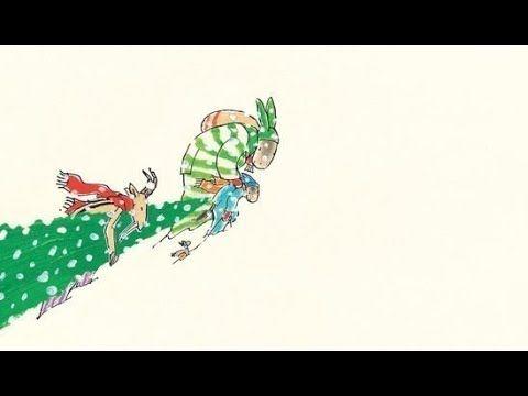 kleine ezel viert kerstfeest - YouTube