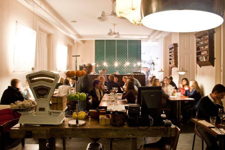 O The Decadente, situado no The Independente Hostel & Suites, é um dos restaurantes a experimentar em Lisboa