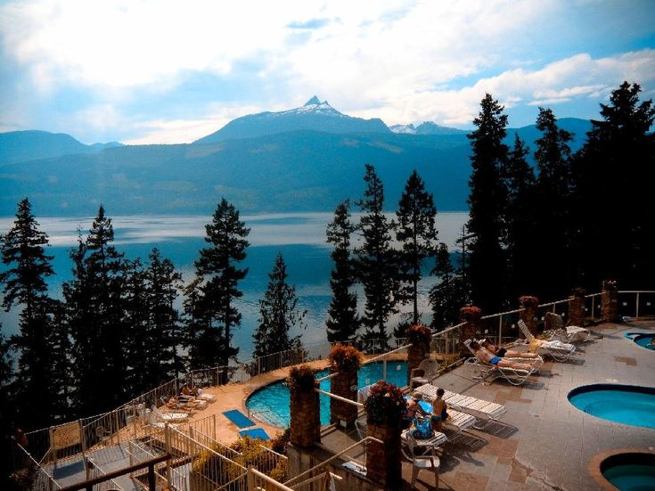 25 Hidden Hot Springs in BC - well, they're not hidden now, are they?!!