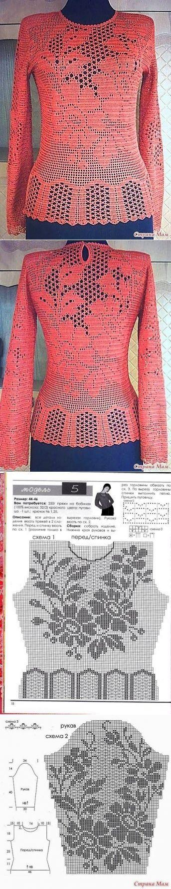 solomillo de tejer túnica