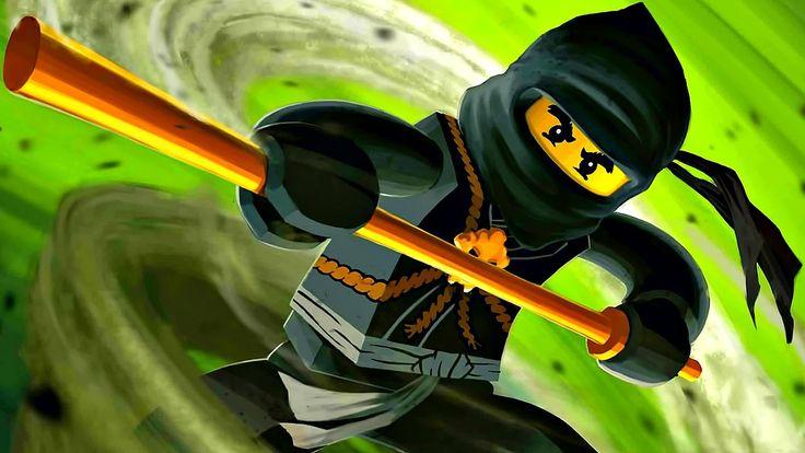 Лего Ниндзя го.Приключения Мастеров Кружицу.Игры и Мультики Ниндзяго для...